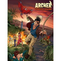 Archer | Спецагент Арчер - Danger Island