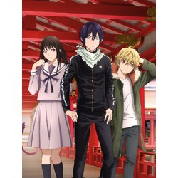 Anime | Аниме | Бездомный бог