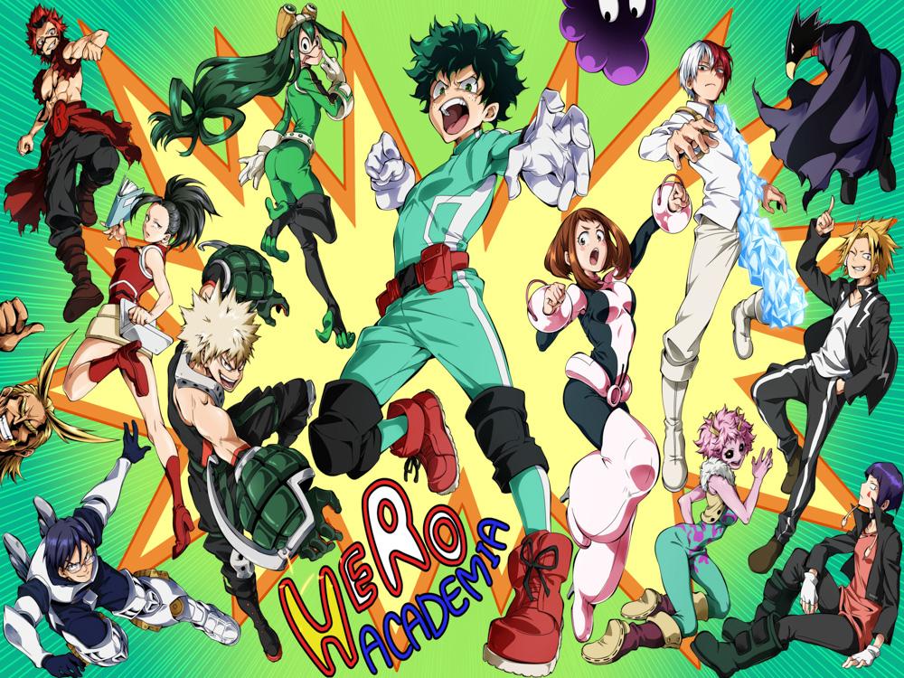 My Hero Academia | Моя геройская академия