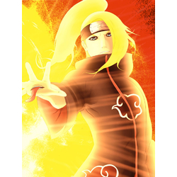 Naruto | Наруто | Дейдара