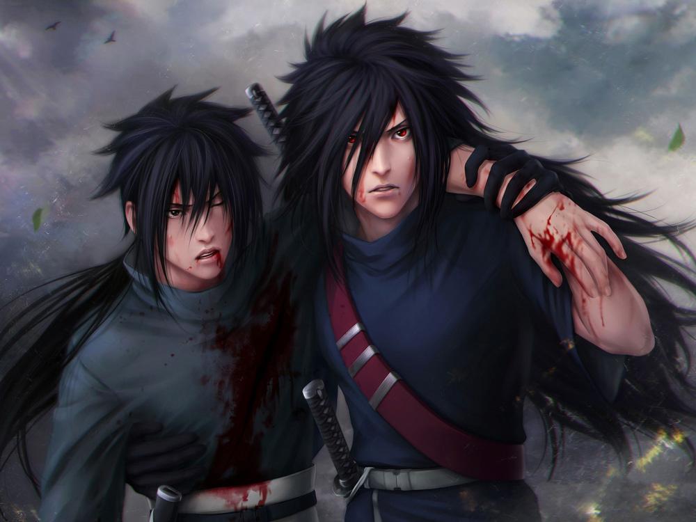 Naruto | Наруто | Саске и Итачи