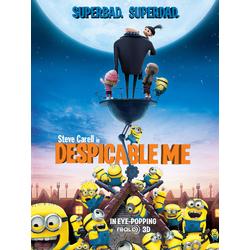 Despicable Me | Гадкий Я