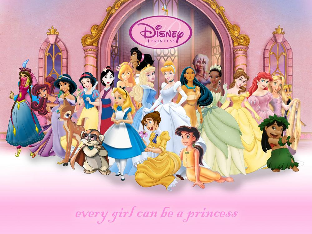 Princess Disney   Принцессы Дисней