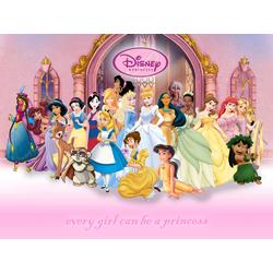 Princess Disney | Принцессы Дисней