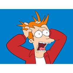 Futurama: Fry | Футурама: Фрай
