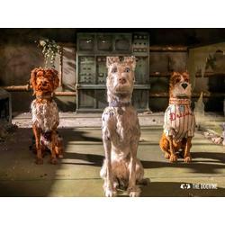 Isle of Dogs | Остров собак