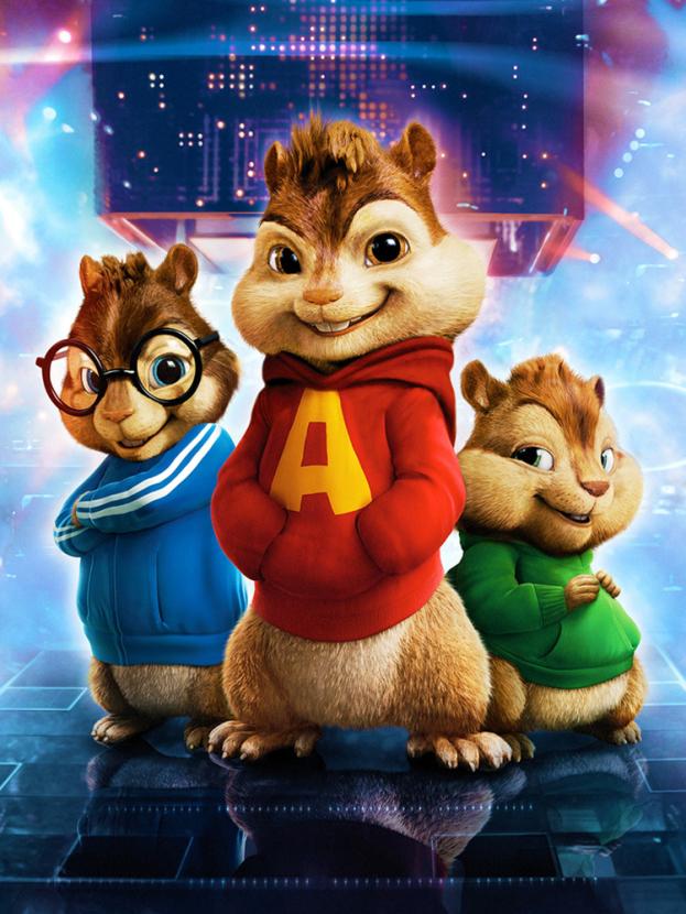 Alvin and the Chipmunks | Элвин и бурундуки