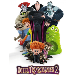 Hotel Transylvania | Монстры на каникулах 2