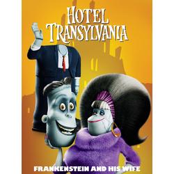 Hotel Transylvania | Монстры на каникулах | Франкенштейн и его жена