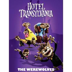 Hotel Transylvania | Монстры на каникулах | Werewolves
