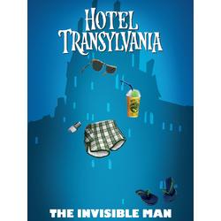 Hotel Transylvania | Монстры на каникулах | Человек-невидимка