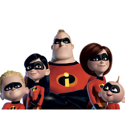 The Incredibles | Суперсемейка