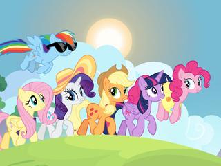Категория постеров и плакатов My Little Pony