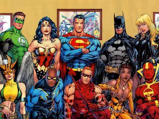 Категория постеров и плакатов DC Comics