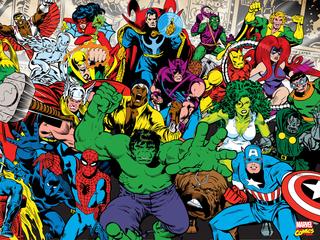Категория постеров и плакатов Marvel