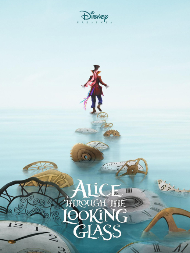 Alice through the Looking Glass | Алиса в Зазеркалье
