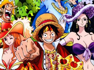 Категория постеров и плакатов One Piece