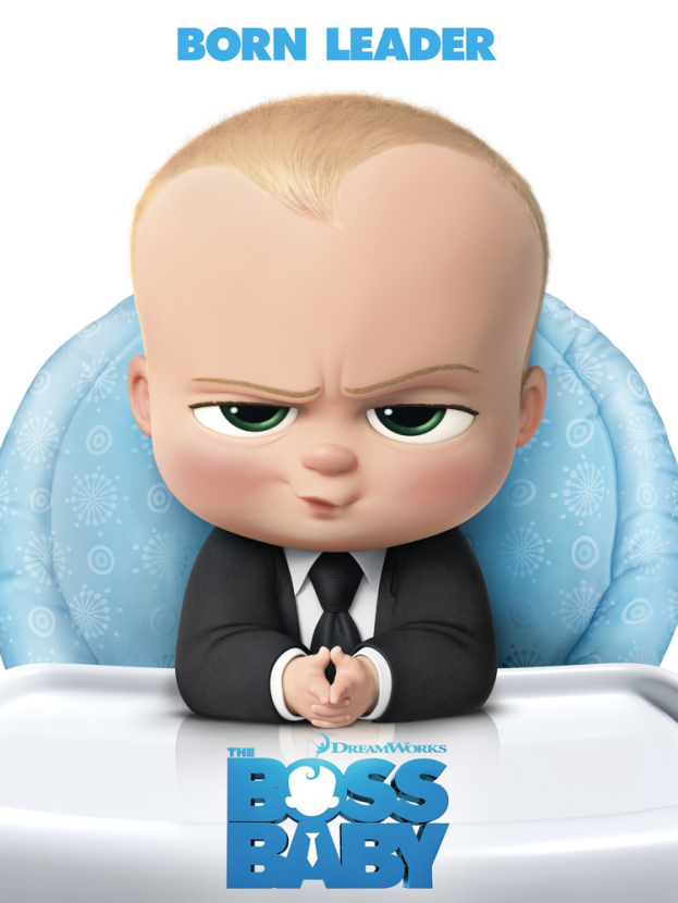 The Boss Baby   Босс Молокосос