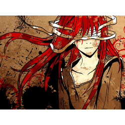 Girl: Red Head | Девушка с красными волосами