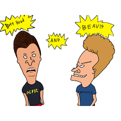 Beavis and Butt-Head | Бивис и Баттхед