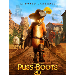Puss in boots | Кот в сапогах