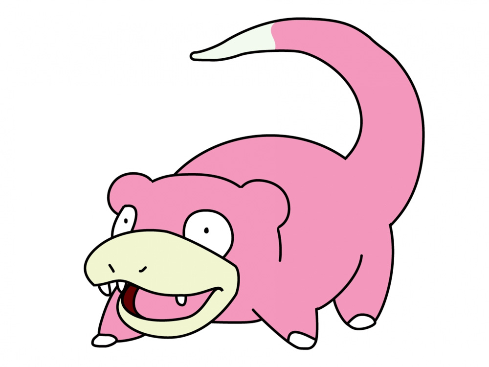 Pokemon: Slowpoke | Покемоны: Слоупок