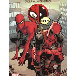Spider Man & Deadpool | Человек Паук и Дэдпул