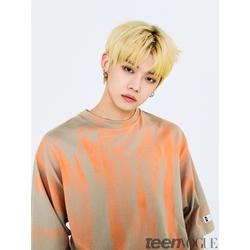 Tomorrow X Together - Teen Vogue (Коллекция постеров №2): Yeonjun