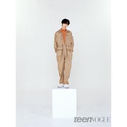 Tomorrow X Together - Teen Vogue (Коллекция постеров №1): Beomgyu