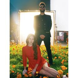 Lana Del Rey & The Weeknd | Лана Дель Рей и Викенд