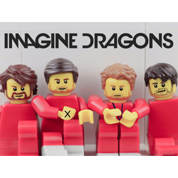 Imagine Dragons - Lego