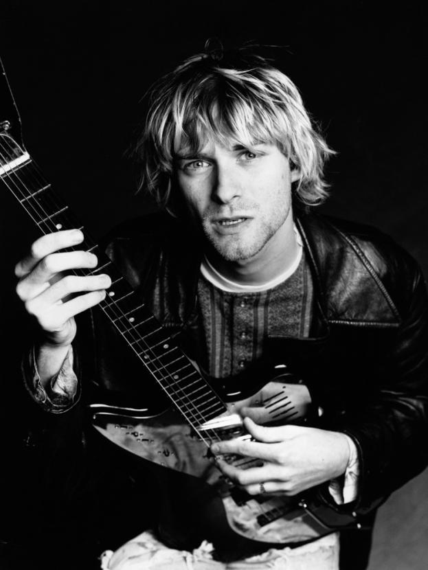 Kurt Cobain   Курт Кобейн