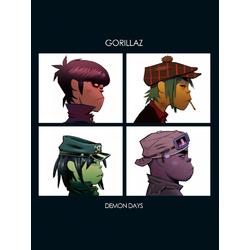 Gorillaz | Гориллаз