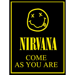 Nirvana: Come as You Are | Нирвана