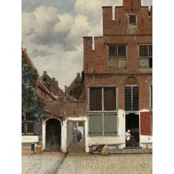 Jan Vermeer   Ян Вермеер - Маленькая улица