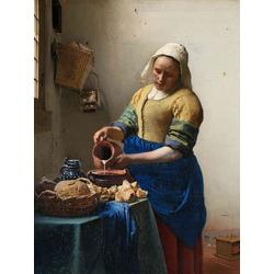 Jan Vermeer   Ян Вермеер - Молочница