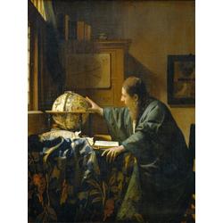 Jan Vermeer   Ян Вермеер - Астроном