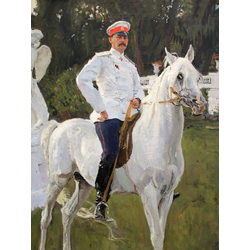Серов Валентин Александрович - Портрет князя Ф. Ф. Юсупова, 1903