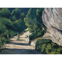 Cezanne Paul   Сезанн Поль - Пейзаж