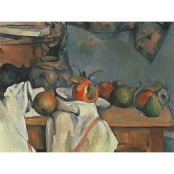 Cezanne Paul   Сезанн Поль - Натюрморт с горшочком имбиря