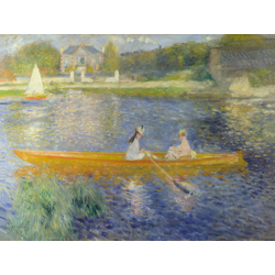 Pierr - Auguste Renoir   Ренуар Пьер - Ялик