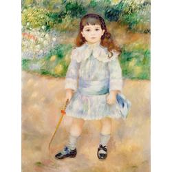 Pierr - Auguste Renoir   Ренуар Пьер - Ребенок с кнутиком