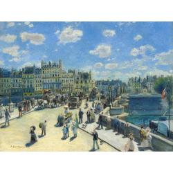 Pierr - Auguste Renoir   Ренуар Пьер - Новый Мост