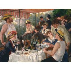Pierr - Auguste Renoir   Ренуар Пьер - Ланч на вечеринке