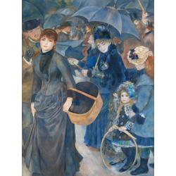 Pierr - Auguste Renoir   Ренуар Пьер - Зонты