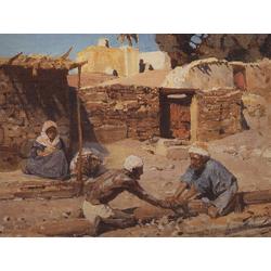 Polenov Vasily | Поленов Василий - И был там, 1890 - 1900 - е