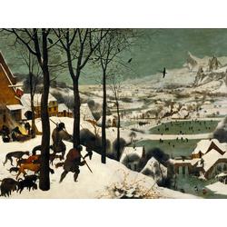 Pieter Bruegel   Питер Брейгель - Охотники на снегу