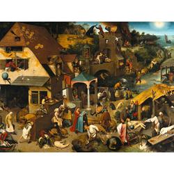 Pieter Bruegel   Питер Брейгель - Фламандские пословицы