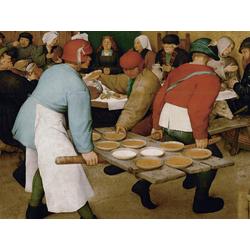 Pieter Bruegel   Питер Брейгель - Крестьянская свадьба