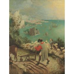 Pieter Bruegel   Питер Брейгель - Падение Икара